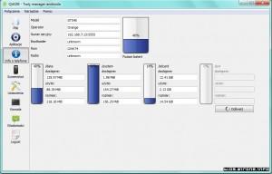 QtADB: informacje o telefonie